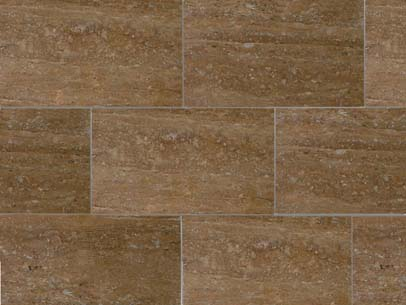 Noce Travertine Polished Tiles
