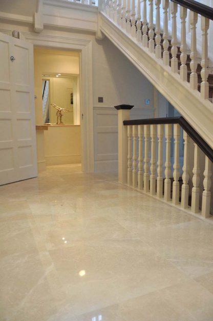 Creme Almeira Marble Tiles