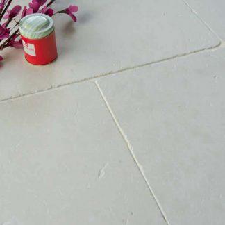 Creme Claire Tumbled Tiles