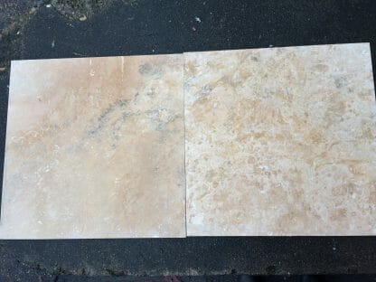 Ephesus Travertine Honed and Filled