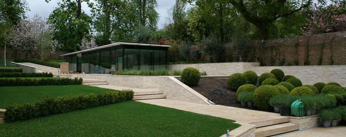 Garden Landscaping Stone