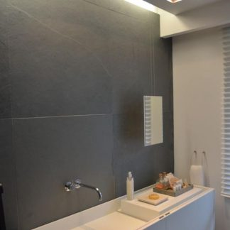 Grey Brazilian Slate Cleft Tiles