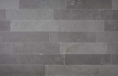 Grey Brazilian Slate Strips Cleft Tiles
