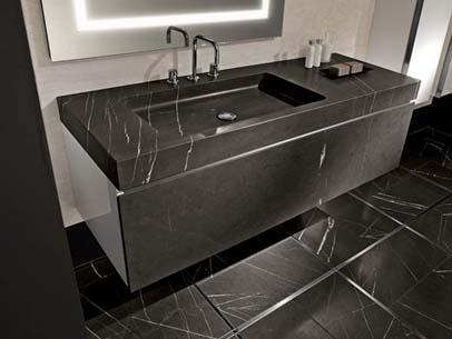 Pietra Grey Marble Vanity Top