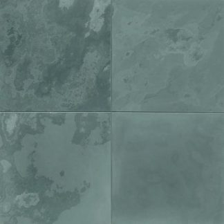 Verde Brazilian Slate Honed Tiles