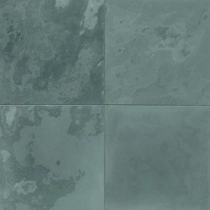 Verde Brazilian Slate Honed Tiles