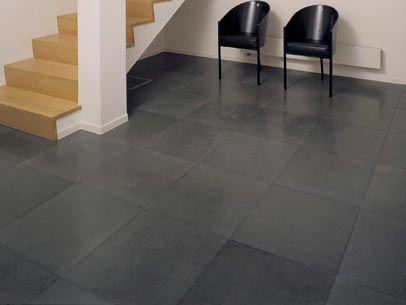 Dark Grey Black Basalt Tiles