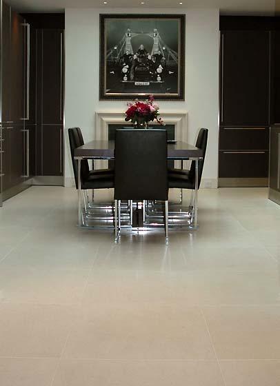 Creme Claire Limestone Tiles