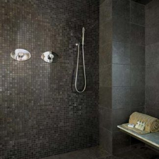 Fossil Grey Marble tiles