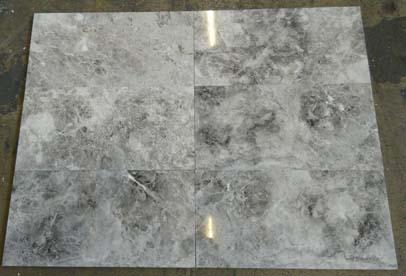 Moonlight Grey marble tiles